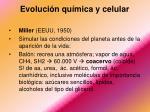 evoluci n qu mica y celular3
