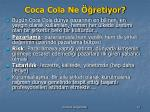 coca cola ne retiyor
