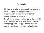 rosaldo