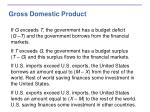 gross domestic product20