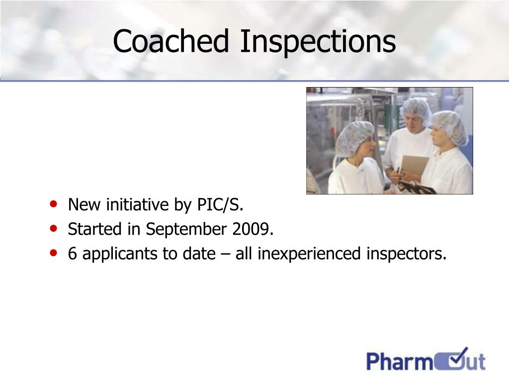 Coached Inspections