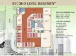 second level basement