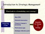 introduction to strategic management12