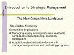 introduction to strategic management5