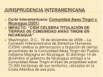 jurisprudencia interamericana2