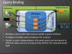 query binding
