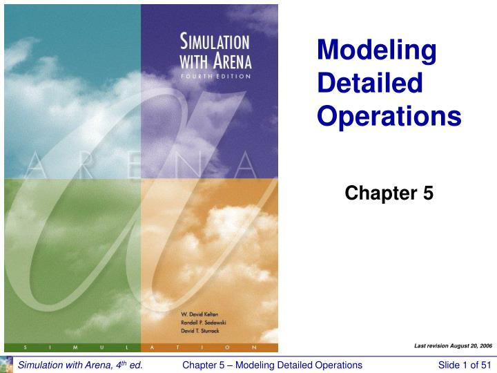 modeling detailed operations n.