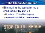 the global action plan
