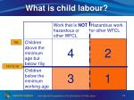 what is child labour1