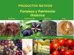productos nativos