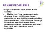 ab h be projeler 2