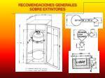 recomendaciones generales sobre extintores2