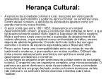 heran a cultural
