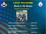 cadet programs1