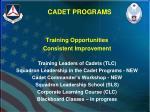 cadet programs2