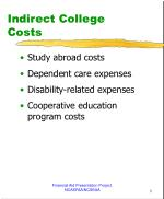 indirect college costs1
