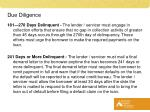 due diligence1