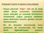 standart dosya plan n n uygulanmas16