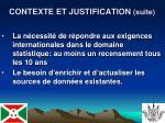 contexte et justification suite1