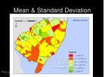 mean standard deviation3