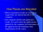 how places are allocated1