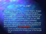 the c in cbt3