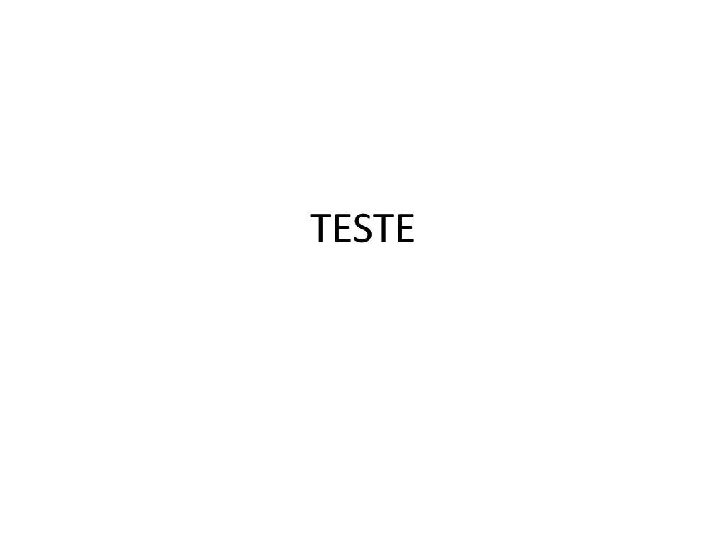 teste l.