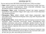 sistem mutu1