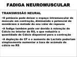 fadiga neuromuscular2