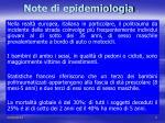 note di epidemiologia1