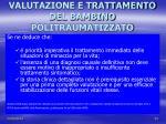 valutazione e trattamento del bambino politraumatizzato1