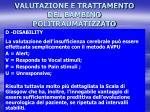 valutazione e trattamento del bambino politraumatizzato12