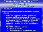 valutazione e trattamento del bambino politraumatizzato13