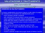 valutazione e trattamento del bambino politraumatizzato19