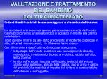 valutazione e trattamento del bambino politraumatizzato2