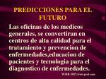predicciones para el futuro1