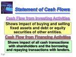 statement of cash flows2