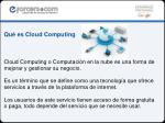 qu es cloud computing