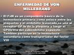 enfermedad de von willebrand1