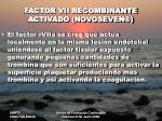 factor vii recombinante activado novoseven2