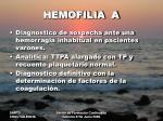 hemofilia a3