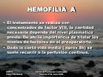 hemofilia a4