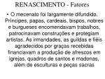 renascimento fatores1