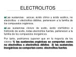 electrolitos