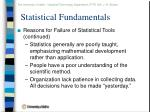 statistical fundamentals2