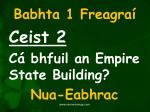 babhta 1 freagra2