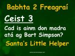 babhta 2 freagra3