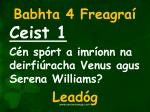 babhta 4 freagra1
