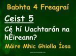 babhta 4 freagra5