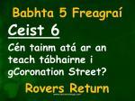 babhta 5 freagra6